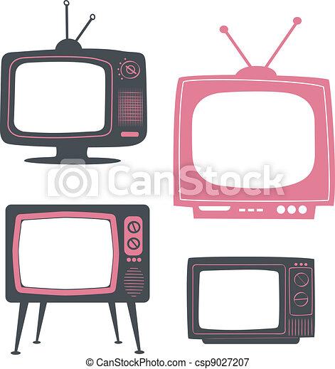 テレビ イラスト