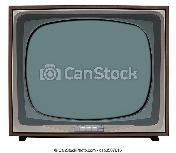 テレビ, bw - csp0507616