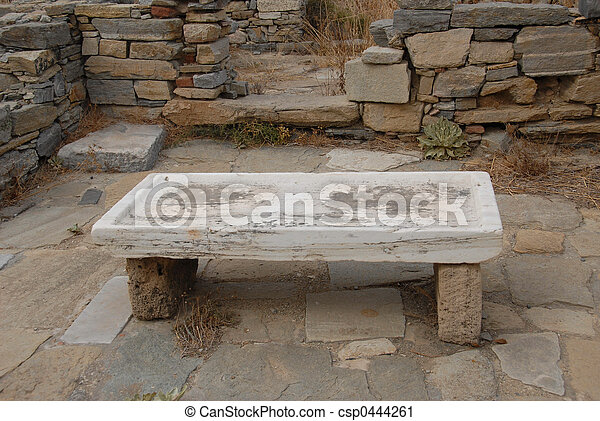 テーブル, 古代 - csp0444261