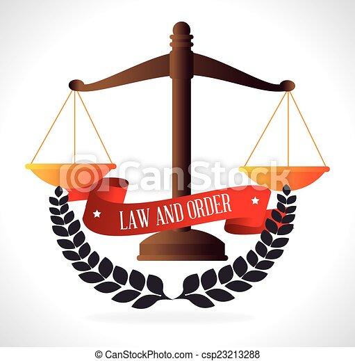 デザイン, 法律 - csp23213288