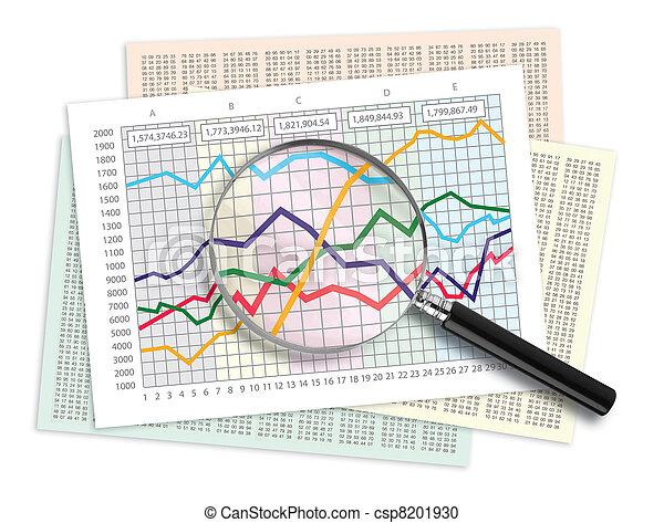 データ, 分析 - csp8201930
