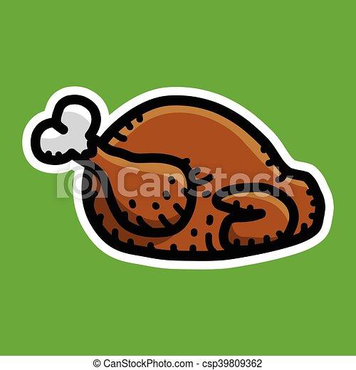 トルコ, 感謝祭 - csp39809362