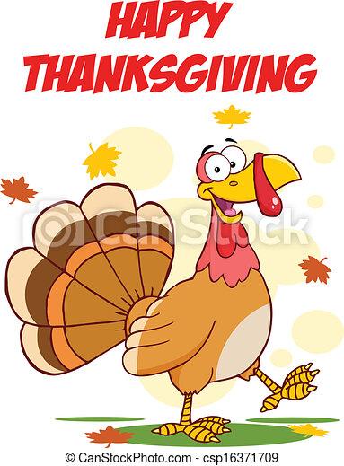 トルコ, 感謝祭, 幸せ - csp16371709