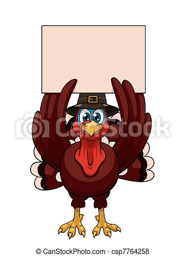 トルコ, 感謝祭 - csp7764258