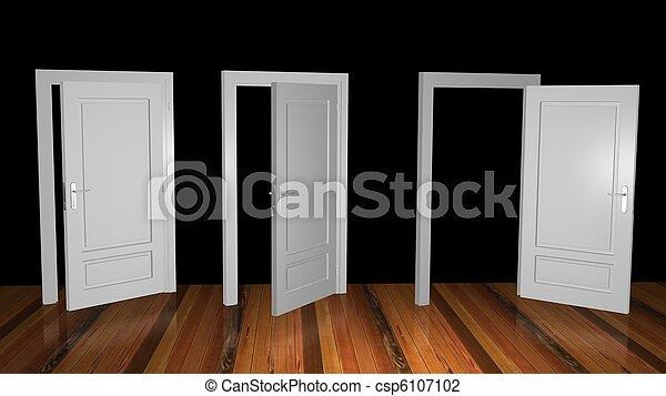 ドア - csp6107102