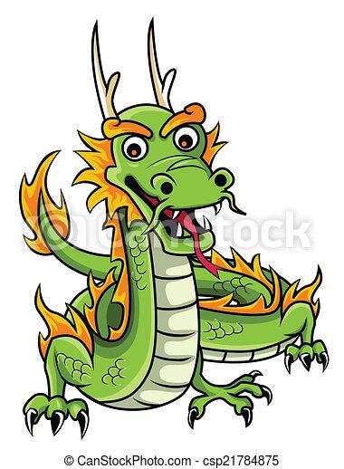 ドラゴン - csp21784875