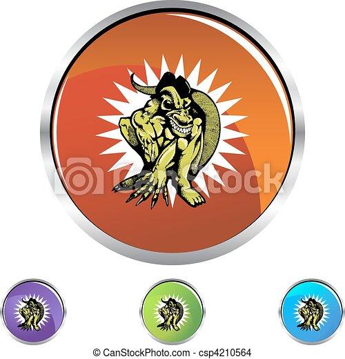ドラゴン - csp4210564