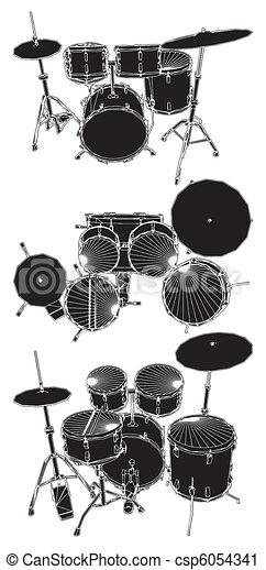 ドラム - csp6054341