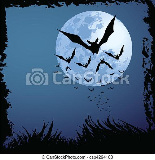 ハロウィーンの夜 - csp4294103