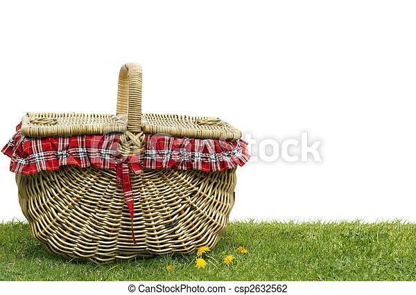バスケット, ピクニック - csp2632562
