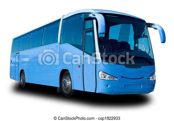 バス, 旅行 - csp1822933