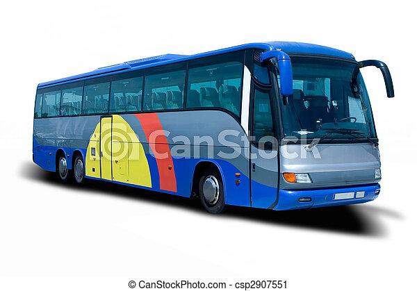 バス, 旅行 - csp2907551
