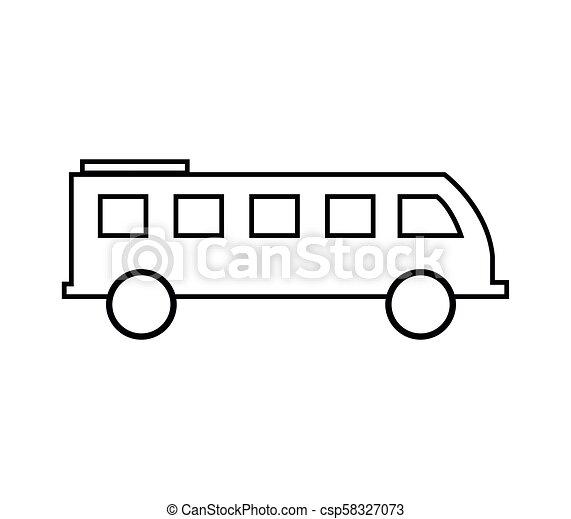 バス - csp58327073