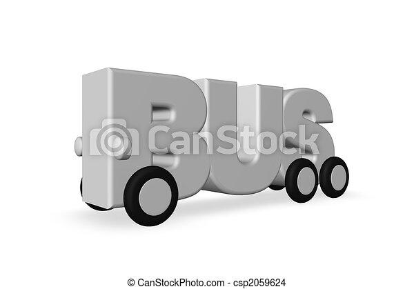 バス - csp2059624
