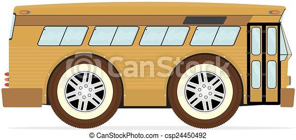 バス - csp24450492