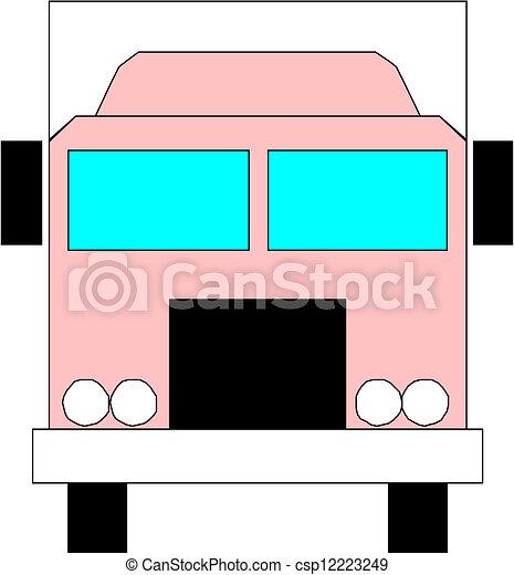バス - csp12223249