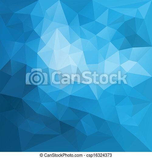 バックグラウンド。, 幾何学的, 抽象的 - csp16324373