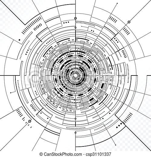 バックグラウンド。, 技術 - csp31101337
