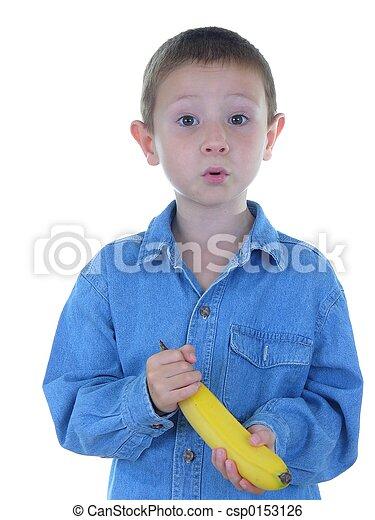 バナナ, すてきである - csp0153126