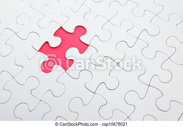 パズル小片, 欠けている - csp10678021
