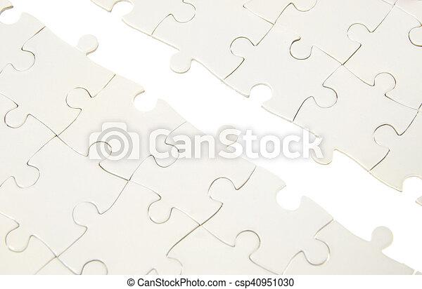 パズル小片, 欠けている - csp40951030