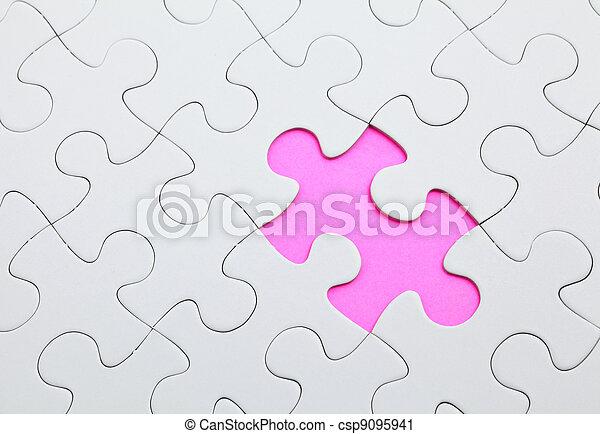 パズル小片, 欠けている - csp9095941