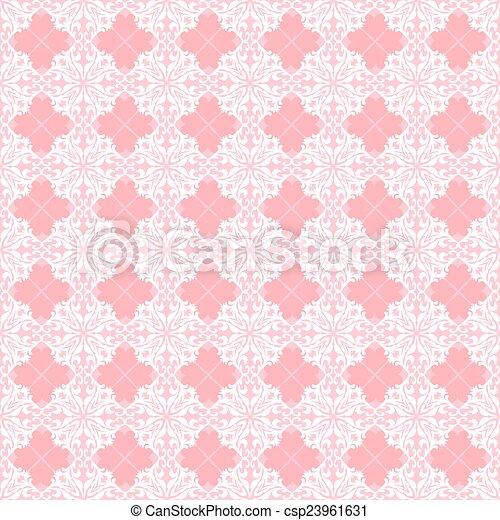 パターン, 心 - csp23961631