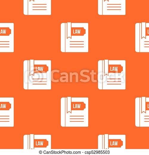 パターン, 法律書, seamless - csp52985503