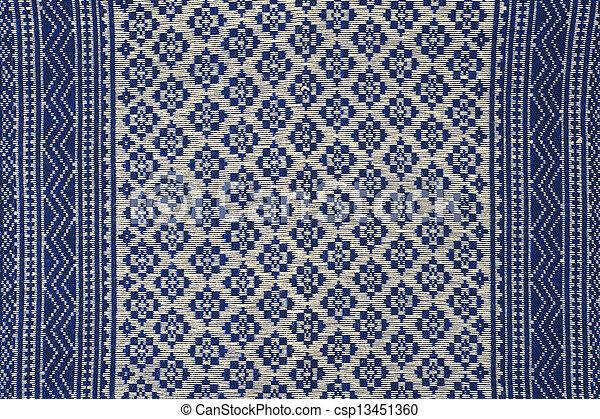 パターン, 生地 - csp13451360