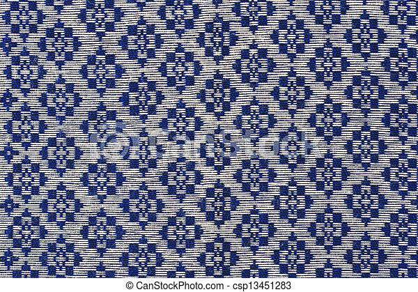 パターン, 生地 - csp13451283