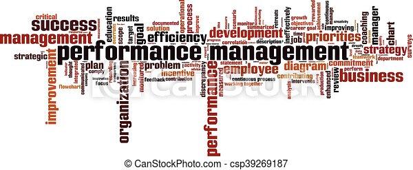 パフォーマンス, 管理 - csp39269187