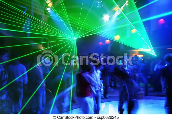 パーティー, 音楽, ディスコ - csp0628245