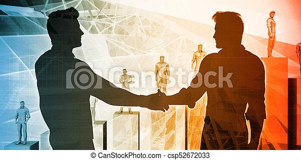 パートナー, 世界的である - csp52672033