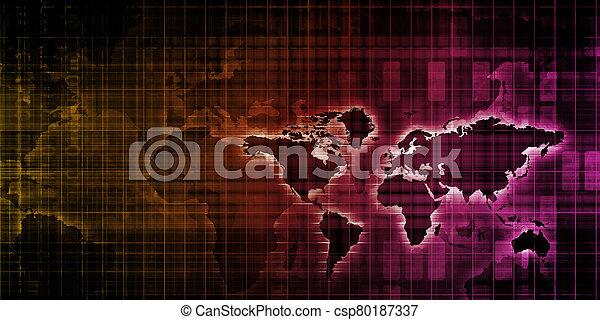 パートナー, 世界的である - csp80187337