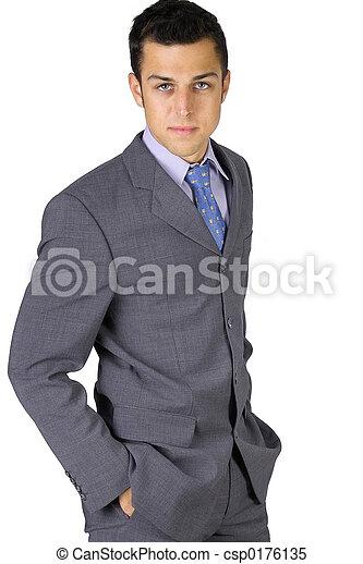 ビジネス男 - csp0176135