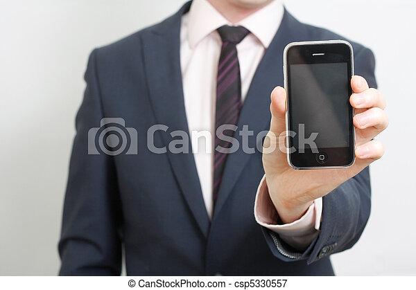 ビジネス男 - csp5330557