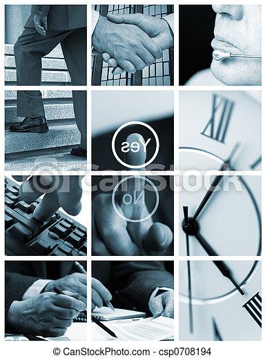 ビジネス - csp0708194