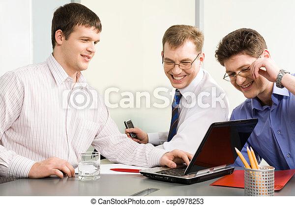 ビジネス チーム - csp0978253