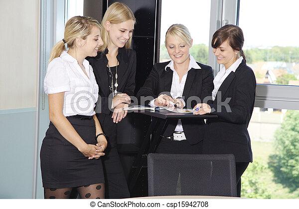 ビジネス チーム - csp15942708