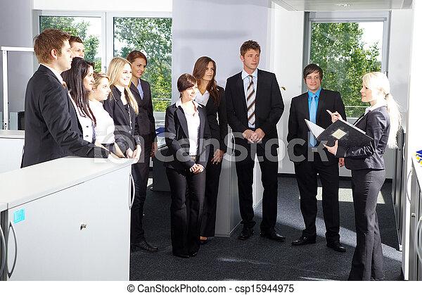ビジネス チーム - csp15944975