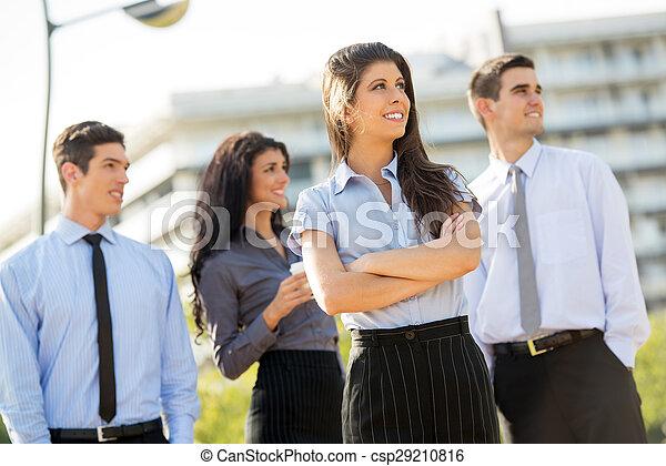 ビジネス チーム - csp29210816