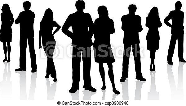 ビジネス チーム - csp0900940