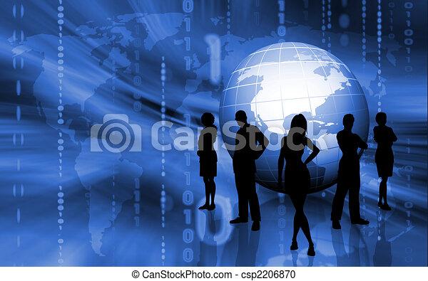 ビジネス 人々 - csp2206870