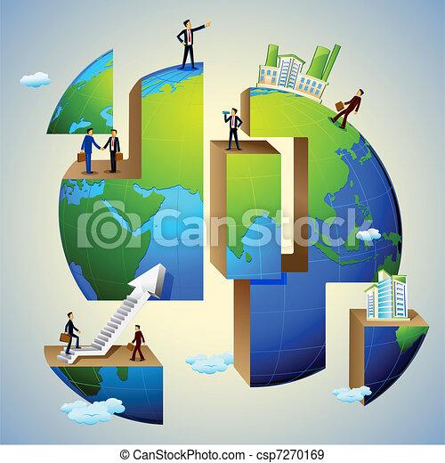 ビジネス 人々 - csp7270169