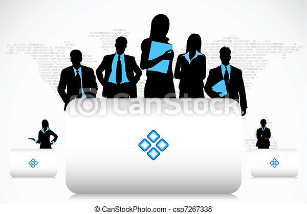 ビジネス 人々 - csp7267338