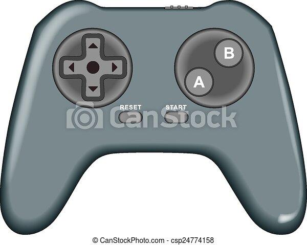 ビデオゲーム, コンソール - csp24774158