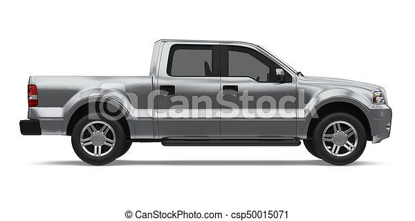 ピックアップ トラック, 隔離された - csp50015071