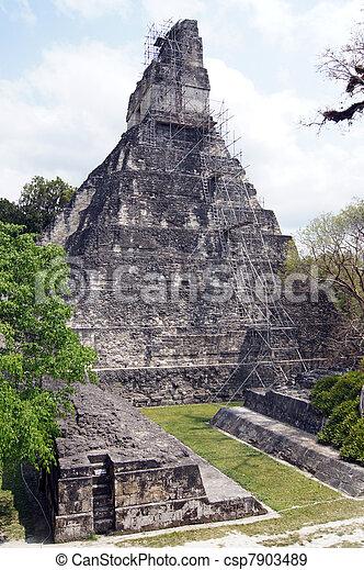 ピラミッド - csp7903489