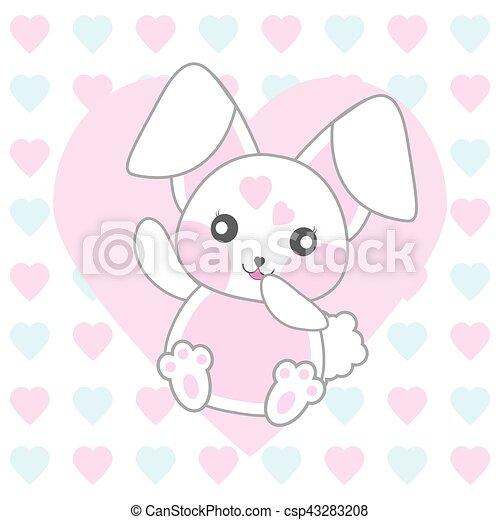ピンク かわいい 愛 うさぎ バレンタイン イラスト 背景 日 ピンク かわいい 壁紙 愛 うさぎ バレンタイン カード イラスト 背景 招待 Suitable 日 葉書
