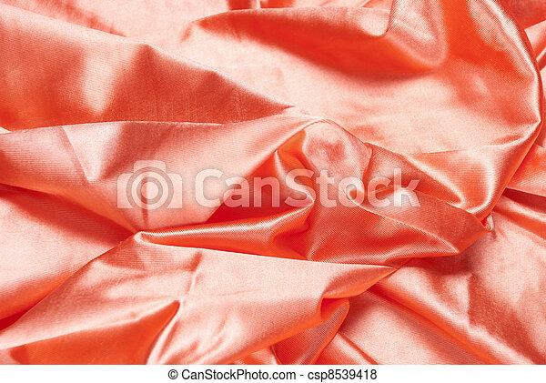 ピンク, 絹 - csp8539418